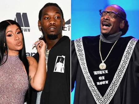 Offset defends wife Cardi B after Snoop Dogg criticised lyrics to her hit single 'WAP'