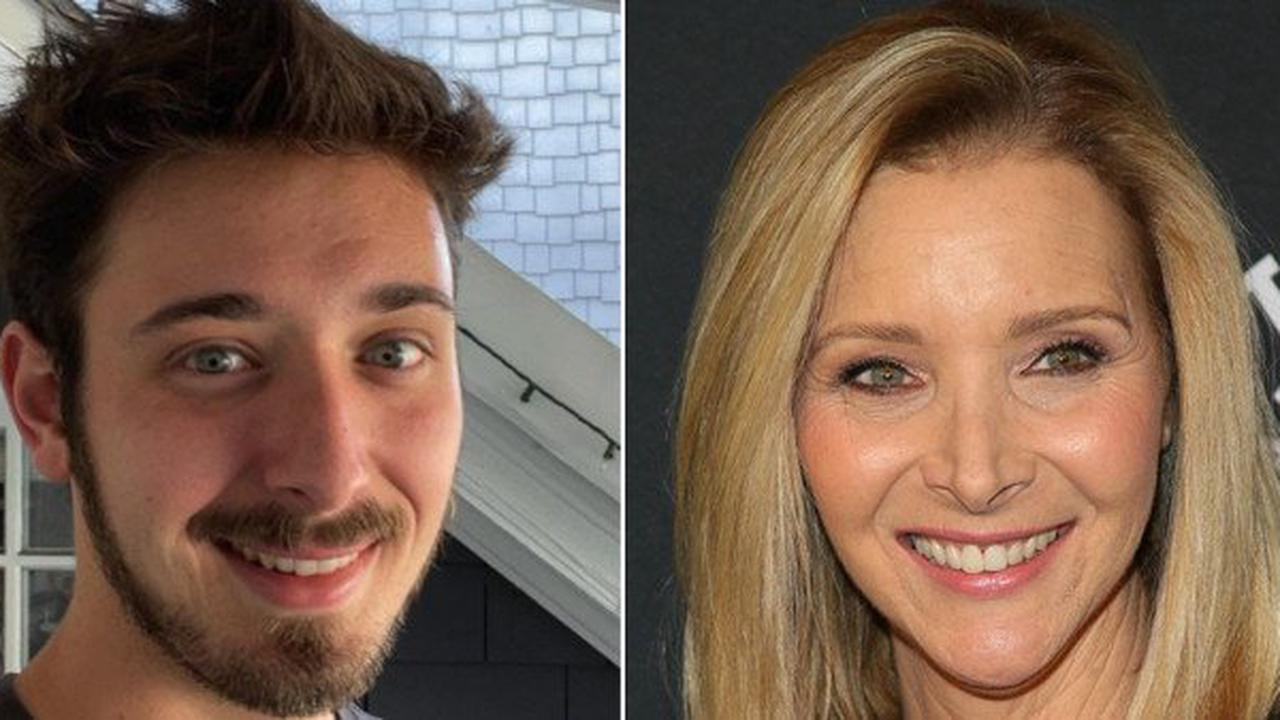 Lisa Kudrow shares photo of lookalike son and fans can't believe resemblance