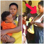 Thïs African Lady Gave Birth To 44 Children, See When She First Got Pregnant And How She's Surviving