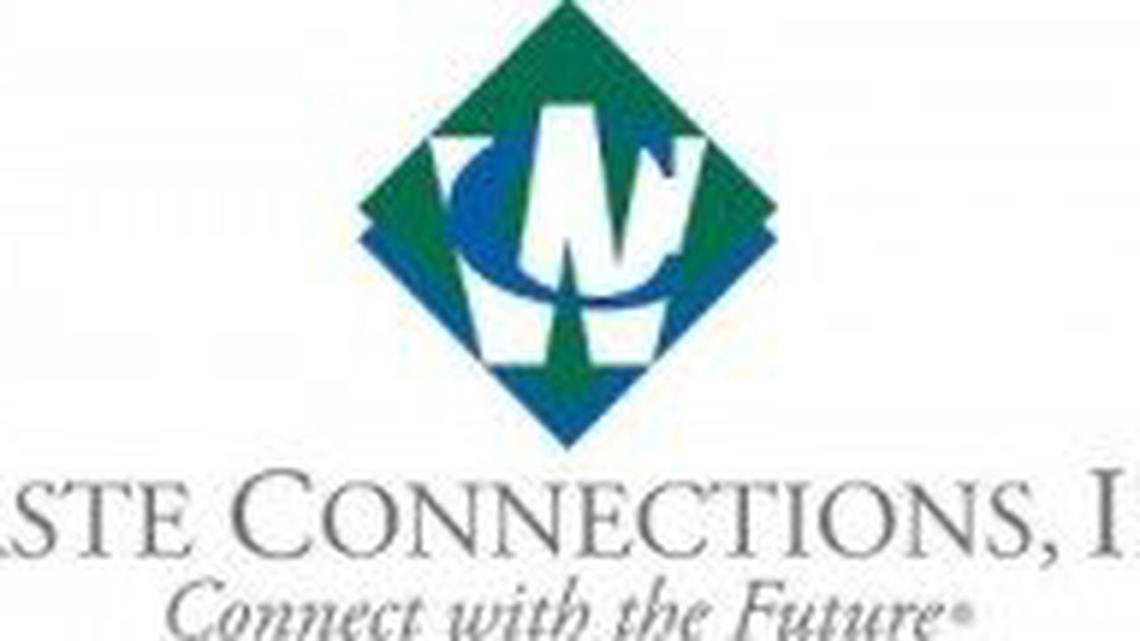 Waste Connections, Inc. (NYSE:WCN) Expected to Post Earnings of $0.62 Per Share