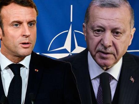 Le président turc, Recep Tayyip Erdogan, menace Emmanuel Macron