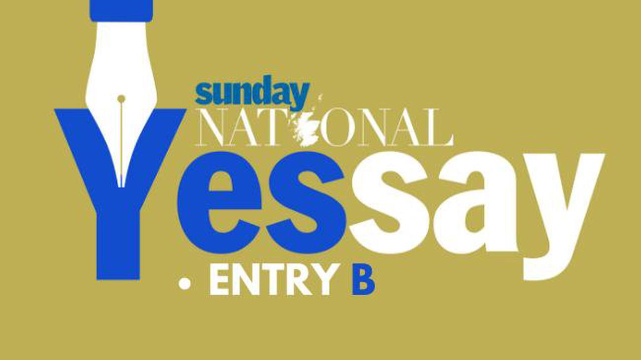 Sunday National Yessay competition: Entry B
