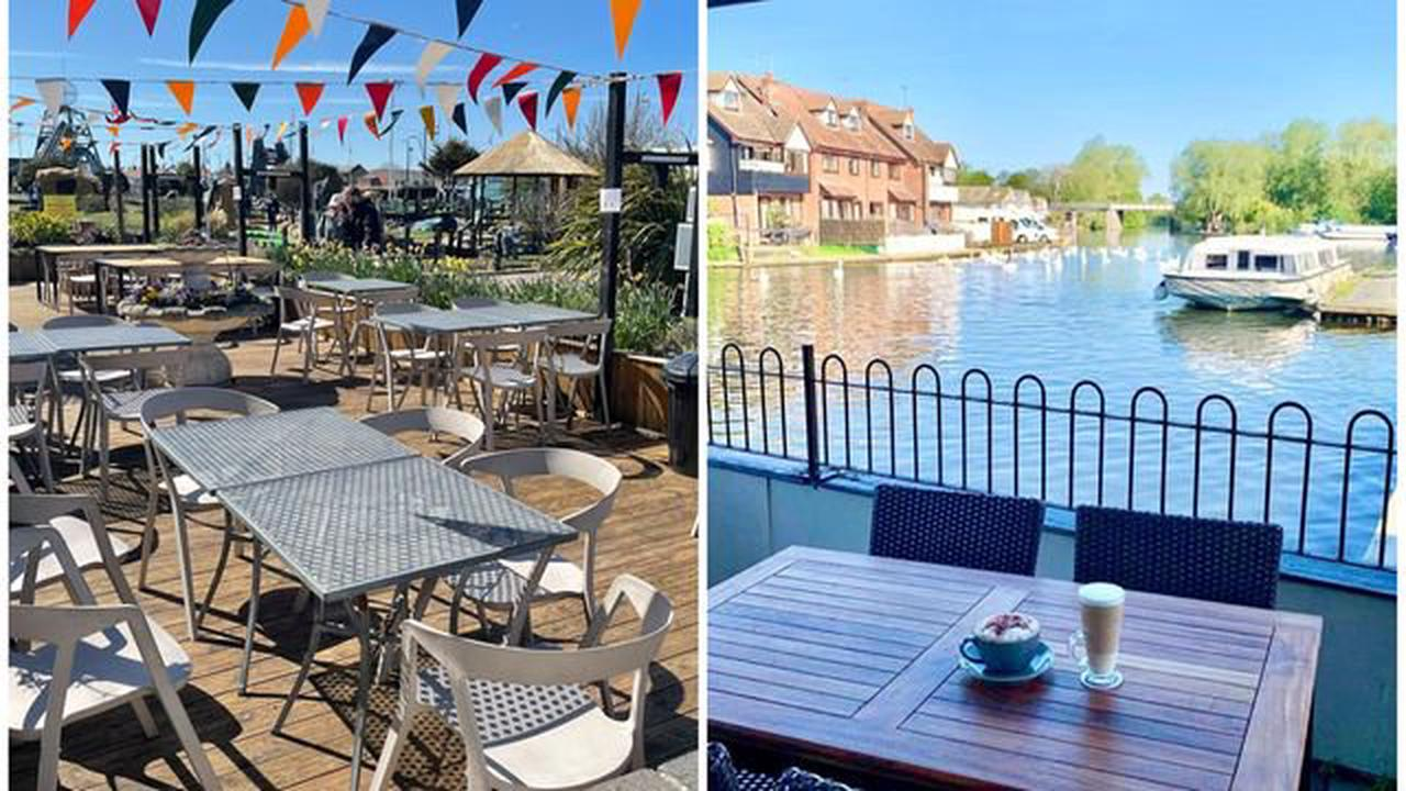 11 Norfolk cafés perfect for outdoor dining