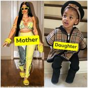 See Beautiful Pictures Of Kulture, Daughter Of Cardi B