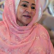 Maryam Abacha Clocks 74 Years Today, See 10 Pictures Of Her And Her Children With Her Biography