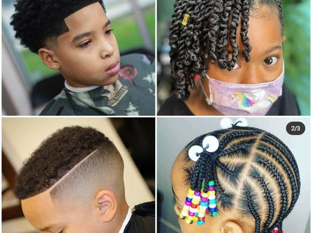 Parents, Checkout Adorable Hairstyles And Haircuts For Your Beautiful Children To Slay During Easter