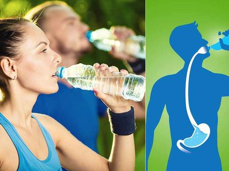 Top 4 Reasons Why You Should Stop Drinking Water While Standing