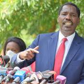 Munya: Some Leaders Have Been Crisscrossing Meru And Now They Think They Have Our Support