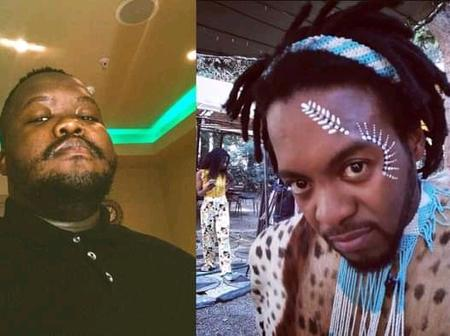 Video: Heavy K exposes Ifani for sleeping with his girlfriend, watch video here