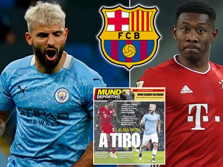Happy News For Barca Fans As Laporta List 4 New Players To Join The Club; Two Done Deal Transfers