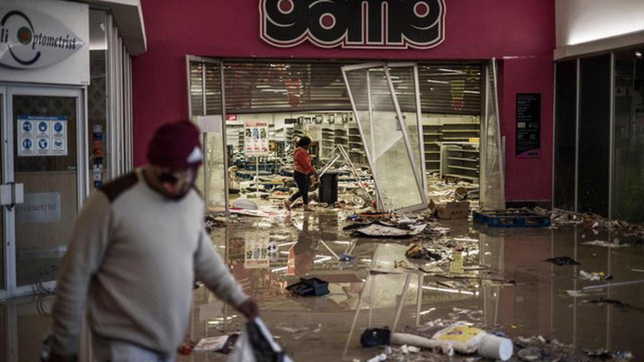 What is happening in South Africa? Riots and looting across country after former president Jacob Zuma jailed