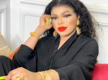 Mixed Reactions After Bobrisky Flaunts Amount Of Money That Entered Her Bank Account Recently