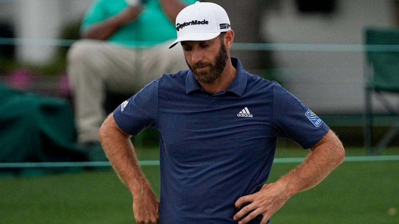 Dustin Johnson co-favorite to win RBC Heritage