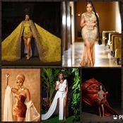 #Coming2America:Who wore their outfits better between BBN housemates Ceec, Venitta, Nengi, Vee, Mercy