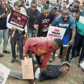 Five Things You Should NOT Do At The #ENDSARS Protests (Photos)