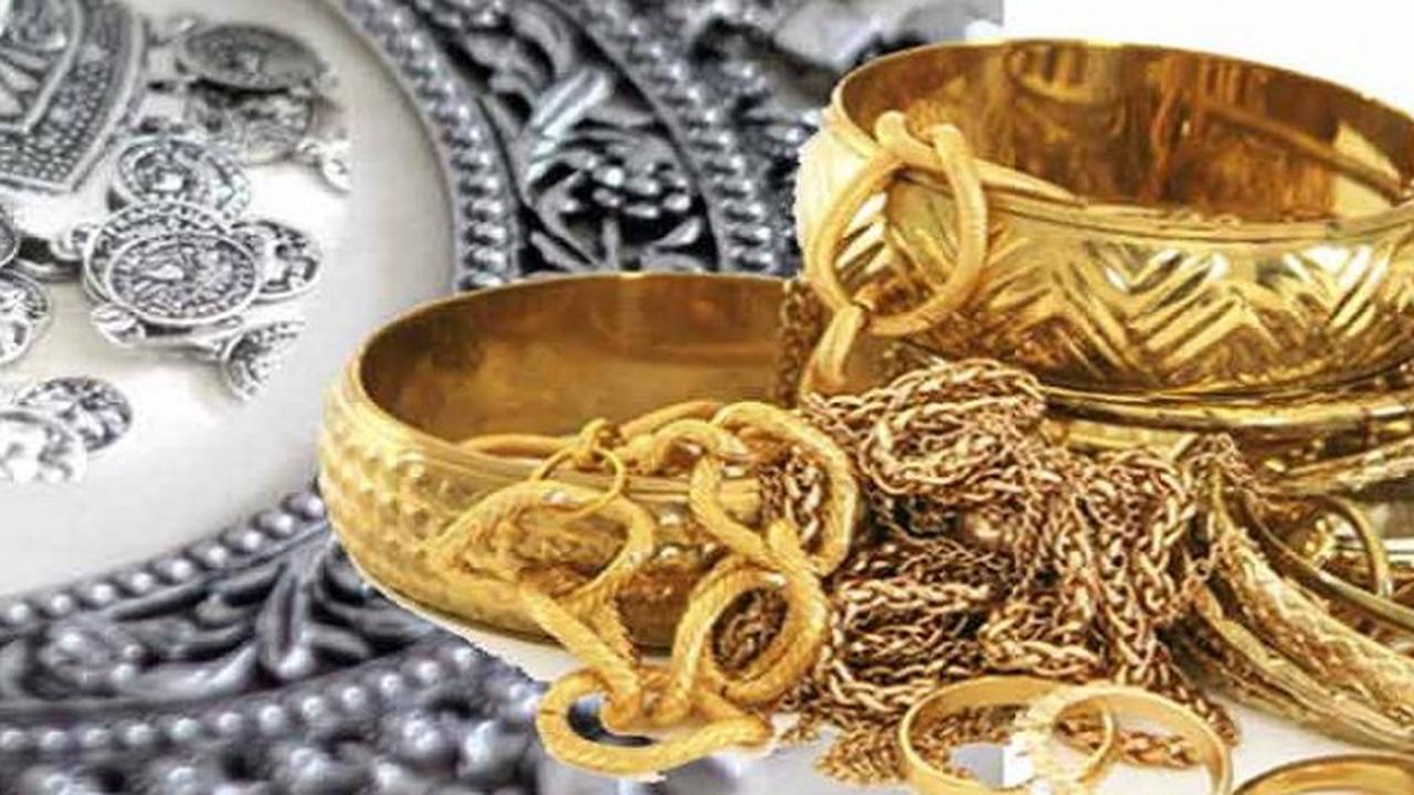 Gold, silver rise marginally