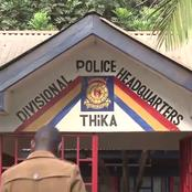 Two men accused of burglary and stealing in a Thika Court bonded 100,000 Each