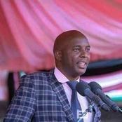 Irungu Kanga'ta Reveals Why Kamukunji ODM Rally Collapsed