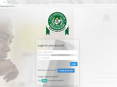 Directive on how to upload your O'Level result on JAMB portal