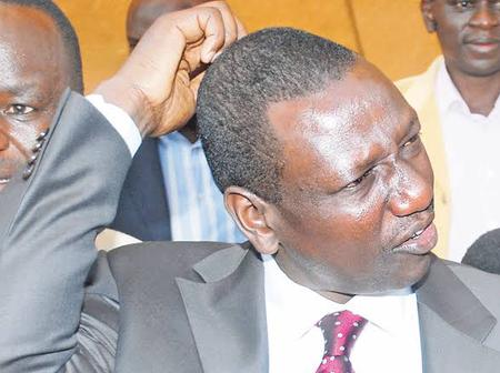 Dp Ruto Never Took Back The Money He Donated To Us, I Know Where The Money Is, Says Mp