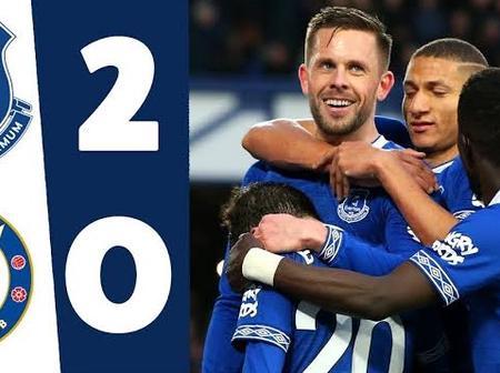 Everton to end Chelsea's Unbeaten Run