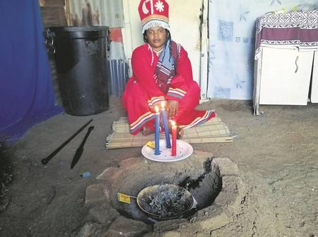 'Rats are good in doing this' says Sangoma in Eastern Cape. Check here