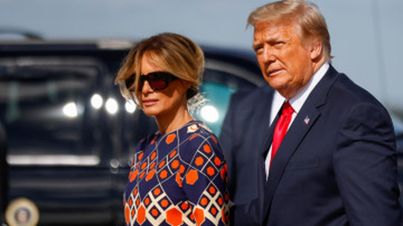 How Melania Trump 'Stood' By Donald Trump Throughout White House Tenure?