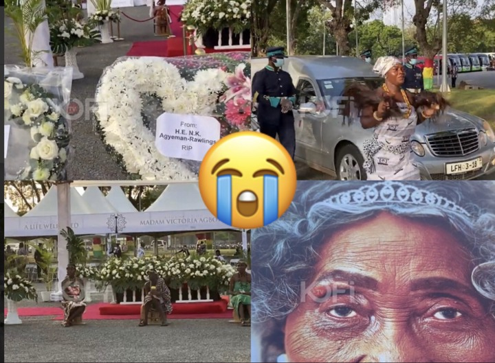 a6bab78556f0d397ff632e33bc3079cf?quality=uhq&resize=720 - First Photos From Jerry John Rawlings Mother's Funeral As She Is Being Laid To Rest (Photos)