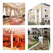 Between Orji Uzor Kalu And Ifeanyi Ubah's Mansion, Which Has The Better Interior Design? (Photos)