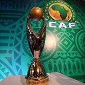 Mamelodi Sundowns win African giants.