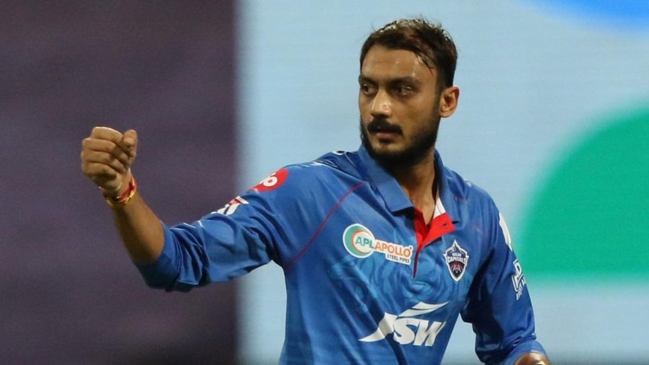 Axar Patel rejoins Capitals squad after three weeks in medical care facility