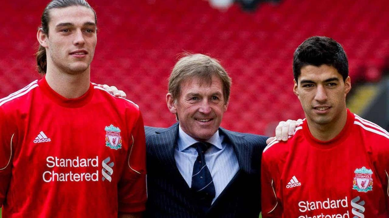"""LFC broke British record for Andy Carroll – but he """"couldn't get to grips with it"""""""