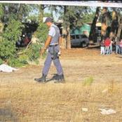 'This is a war zone, only SANDF will bring peace here.' words of the leader after man was murdered
