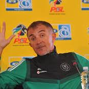 Micho Sredojevic, the former Orlando Pirates coach was back in court for touching a woman's bum