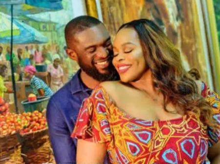 10 Years After He Was Crowned Mr Nigeria, See Recent Photos Of Kenneth Okolie And Family