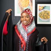 When Maria Decides To Come Out In Her Muslim Clads. (Photos)