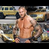 See Photos Of Randy Orton's Mansion, Cars And Family