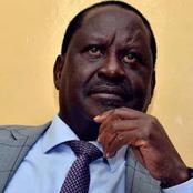 Why Raila Missed The Burial Of Juja MP Wakapee