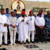 See The Meaning Of EBUBEAGU, The Name Of New Southeastern Security Outfit
