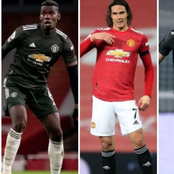 5 Manchester United Players Set To Miss The Trip To Chelsea This Weekend