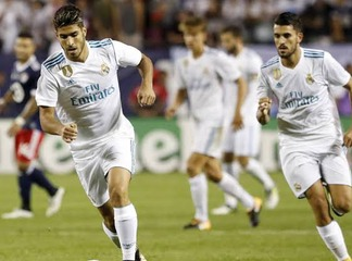 Arsenal completing 23-year-old Real Madrid attacker, with £34 million to be agreed.