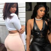 Meet The Stunning Second Daughter Of Regina Askia Who Is A Model [Photos]