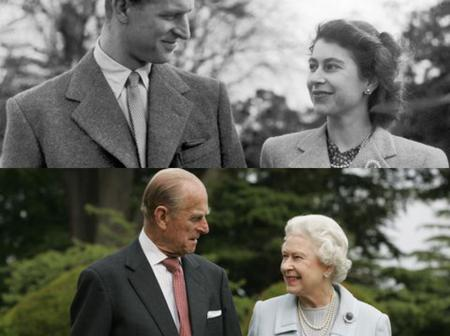 Queen Elizabeth's Husband Is Dead, She May Never Forget These Beautiful Moments With Him (PHOTOS)