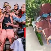 Eric Omondi Hints At The House Where His Wife Material Season 2 Show Will Take Place (Video).
