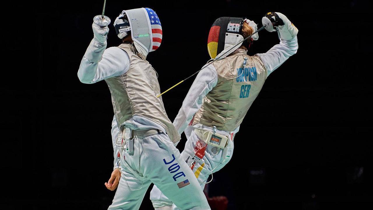 Deutsche Florett-Fechter scheitern im Viertelfinale