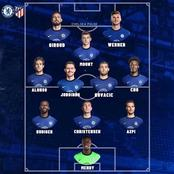Opinion: I'm A Man United Fan But If Tuchel Makes Use Of This Lineup, Then They Could Beat Us.