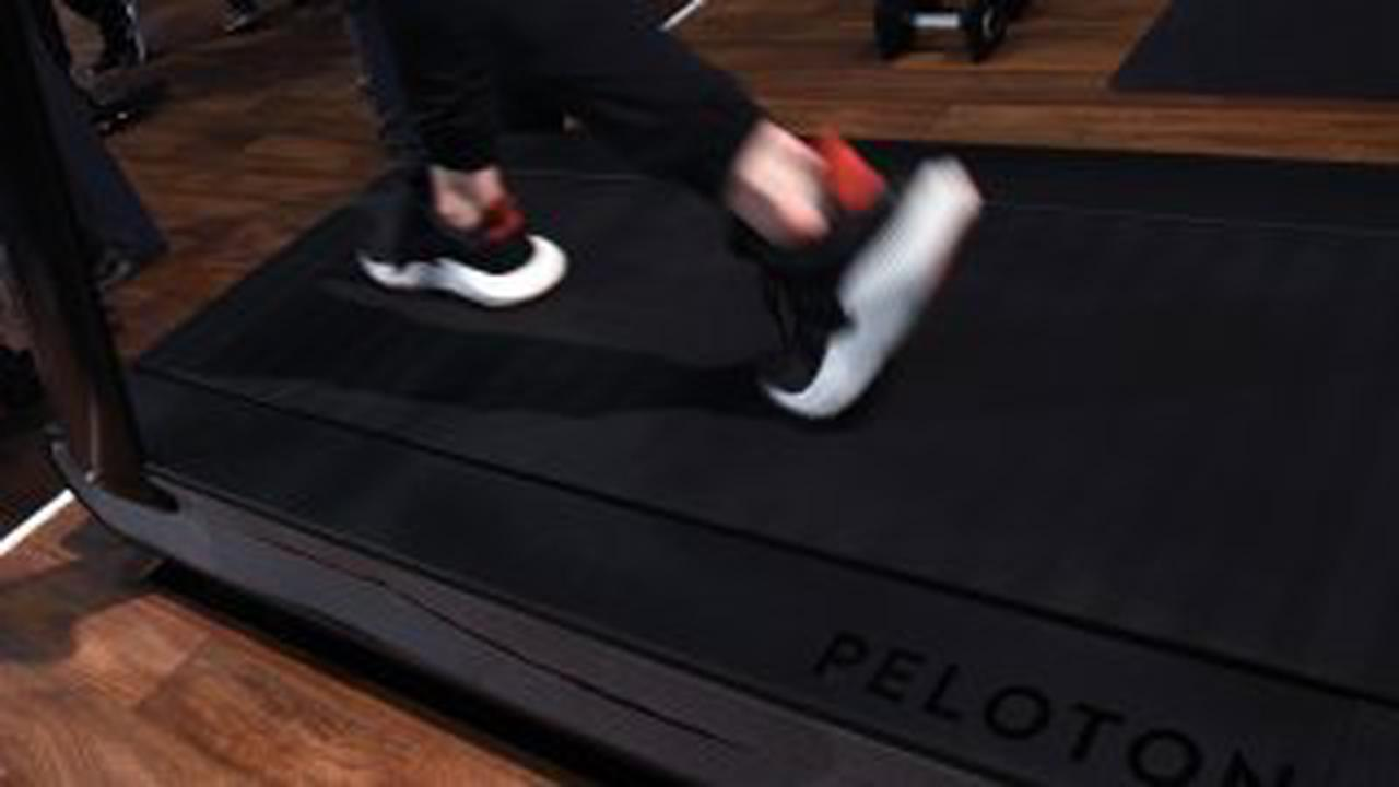 Peloton Challenges 'Inaccurate' and 'Misleading' Govt Warning on Treadmills