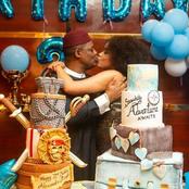 5 Beautiful Women Femi Fani Kayode Has Dated, His 9 Children And Grandson (Photos)