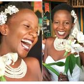 Remember the lady who married herself due to pressure from her parents? See how she lived after