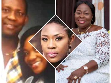 Checkout The Mothers And Fathers Of Becca, Shatta Wale, John Dumelo, Emelia Brobbey And Sonnie Badu